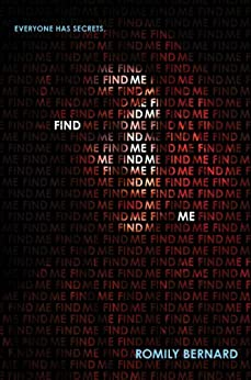 Find Me by [Bernard, Romily]