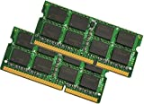 16GB (2x 8GB) Kit DDR3 PC3-10600 1333MHz 204Pin SODIMM Laptop Notebook MacBook Pro Memory Ram