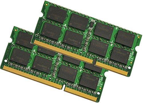 16GB (2x 8GB) Kit DDR3 PC3-10600 1333MHz 204Pin SODIMM Laptop Notebook MacBook Pro Memory (Os X Macbook Pro Notebooks)