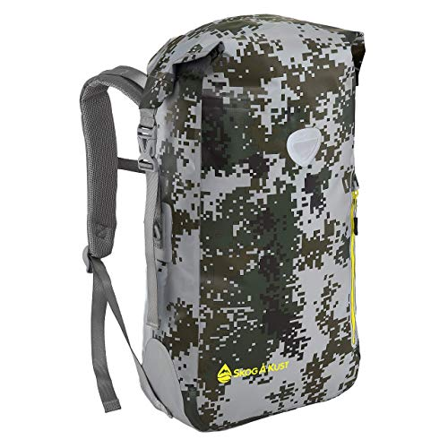 Såk Gear BackSåk Waterproof Backpack | 35L DigiCamo (Best 35 Liter Backpack)