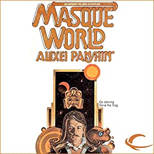 Masque World Audiobook