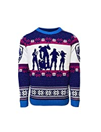 Numskull Official Guardians The Galaxy Christmas Jumper/Ugly Sweater
