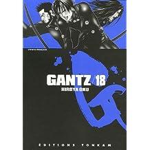 GANTZ T.18
