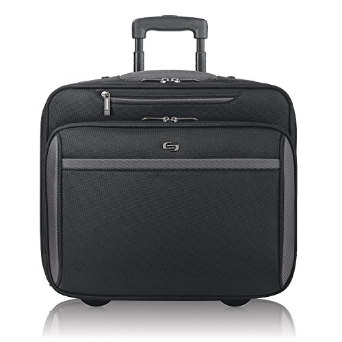 Luggage Rolling Laptop Case - 8