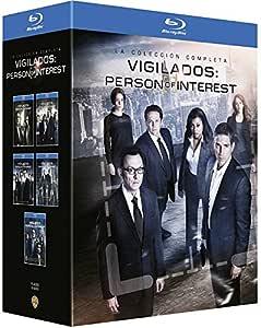 Vigilados (Person Of Interest)Blue Ray Temporada 1-5 Colección Completa [Blu-ray]
