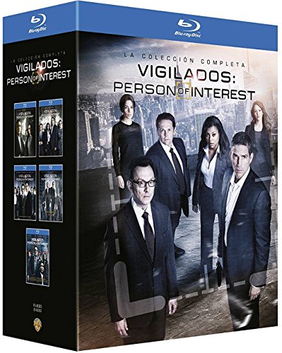 Vigilados (Person Of Interest) -Temporada 1-5 (Serie Completa) [ Non-usa Format: Pal -Import- Spain ]