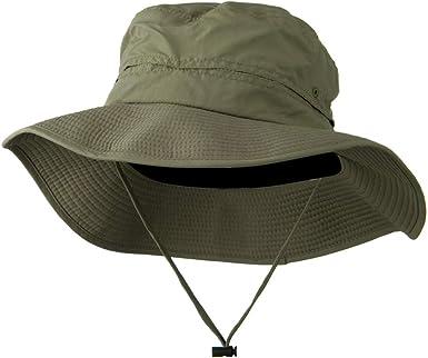 e4Hats.com Big Size Talson UV Mesh Bucket Hat