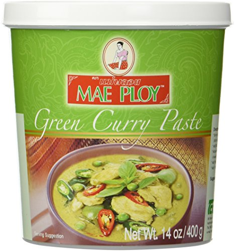 Ploy Green Curry Paste Pack