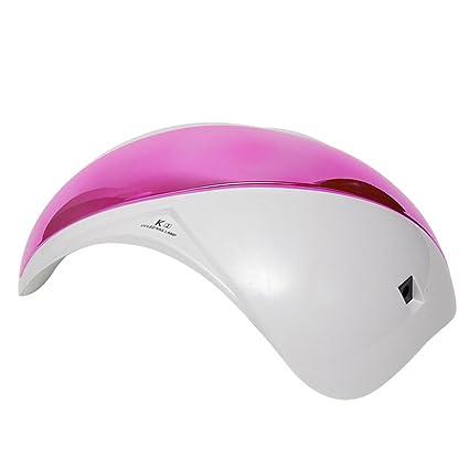 Secador De Uñas LED De Alta Potencia De 48 W 21 Uñas UV Gel De Detección