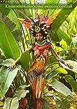 Equatorial Guinea Bodypainting Festival 2020: Creative bodypainting living art (Calvendo Art)