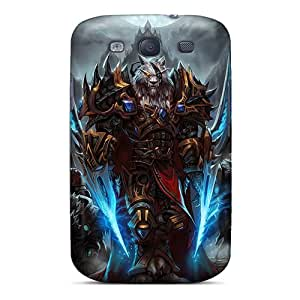 Samsung Galaxy S3 Ecm5487TDHG Support Personal Customs Nice World Of Warcraft Series Scratch Protection Cell-phone Hard Cover -AnnaDubois