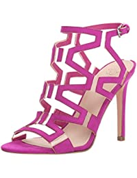 Guess Women's Padton4 Heeled Sandal