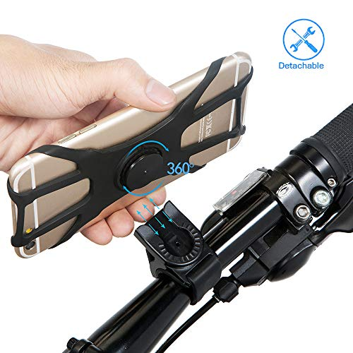 mcy0202 Bicycle Mobile Phone Bracket,Bike Phone Mount Holder,For Motorcycle Shopping Cart Baby Carriage