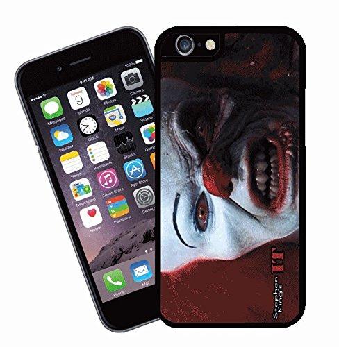 Horror Pennywise il Clown, esso telefono caso, progettazione 3 - questa copertura si adatta Apple modello iPhone 6s (6s non plus) - di idee regalo di Eclipse