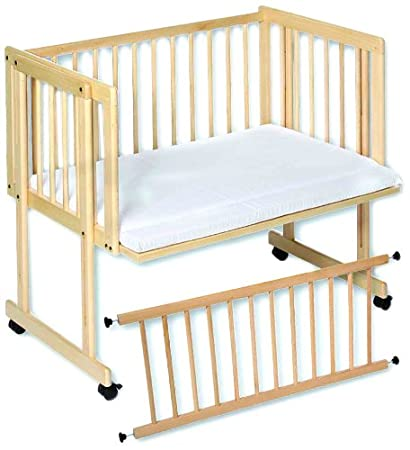Easy Baby 160-11 Dream und Drive - Cuna con colchón, color beige