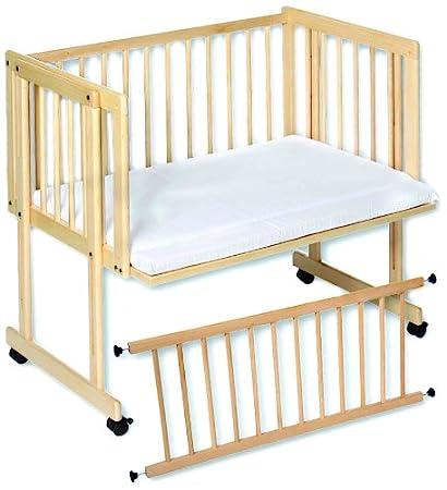 Easy Baby 160-11 Dream und Drive - Cuna con colchón, color beige