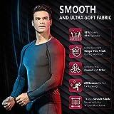 Self Pro Men's Thermal Under Wear Ultra Soft Fleece