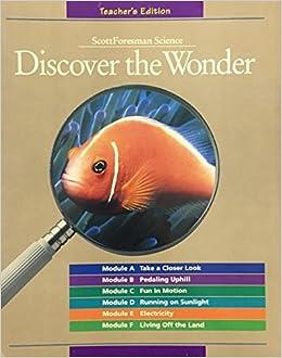 Discover the Wonder, Grade 5, Teacher's Assessment Package (Scott