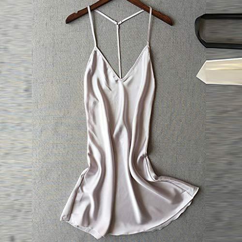 Nuit Babydoll Bretelles De Dessous Blanc Nuisette Sous Sexy Lace 5 Femme Lingerie Chemise Femme Erotique Lianmengmvp vêtements Robe n7WBAA