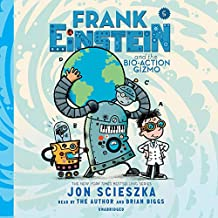 Frank Einstein and the Bio-Action Gizmo, Book Five