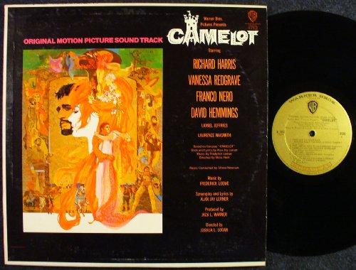 Camelot Vinyl - Camelot original motion picture soundtrack
