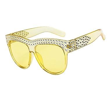 Gafas de sol Mujeres De Moda Hombres Vintage Retro Glasses ...