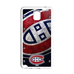 New Gift Montreal Canadiens Durable Case for Samsung Galaxy Note 3 Snap On