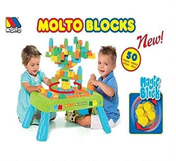 Bloques Magic Bloc Mesa 50 C Construccion 5cLqA34jR