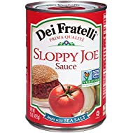 Dei Fratelli - Sloppy Joe Sauce - 15oz - 12 pack