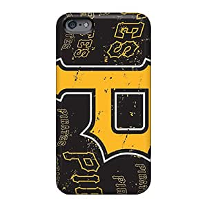 SherriFakhry Apple Iphone 6 Scratch Protection Mobile Covers Custom Vivid Pittsburgh Pirates Pictures [wJW399oTWC]