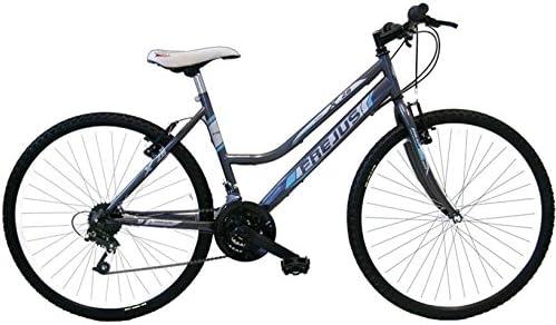 Bicicleta de montaña para mujer, 26 pulgadas, 18 velocidades ...