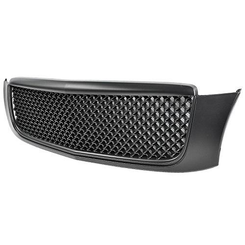 Cadillac DeVille 00-05 Black 3D Mesh Grille