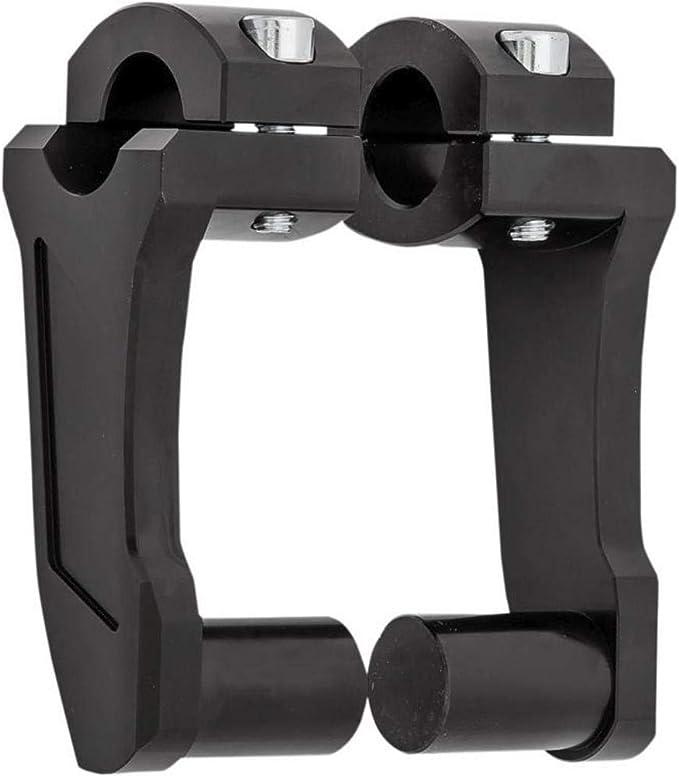 2in Elite Series Pivot Handlebar Riser Rox Speed FX - Black 7414 1R-P2SEK