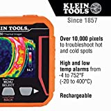 Klein Tools TI250 Rechargeable Thermal Imager, Over