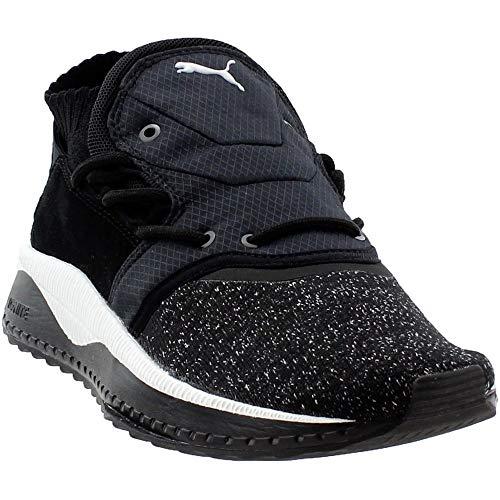 Puma Tsugi Shinsei Nocturnal Mens Black Textile Athletic Training Shoes 10.5 393b1a1dc
