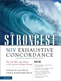 The Strongest NIV Exhaustive Concordance (Strongest Strong's), Edward W. Goodrick, John R. Kohlenberger III, 0310262852
