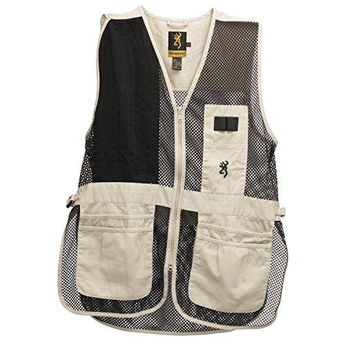 (Browning, Trapper Creek Vest, Small, Sage/Black)