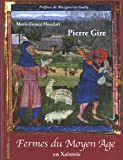 Image de Fermes du Moyen Age en Xaintrie