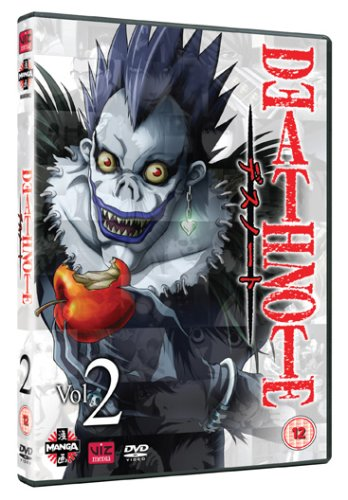 - Death Note Volume 2 (Episodes 9-16) [DVD]