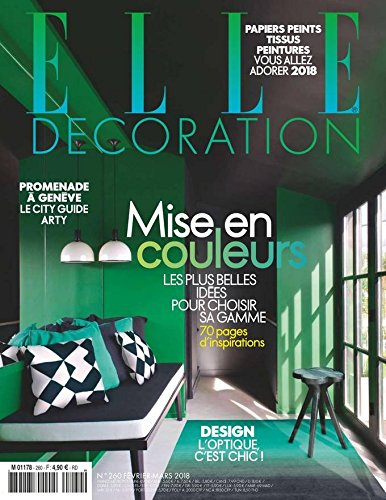 Large Product Image of ELLE Décoration France