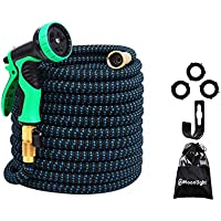 2018 Expandable Garden Hose 75ft - Best Water Hose with...
