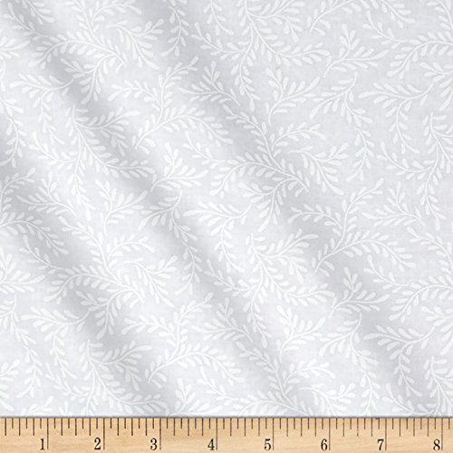 - Wilmington Prints Essentials Cookie Dough Sprigs Sugar Fabric by The Yard