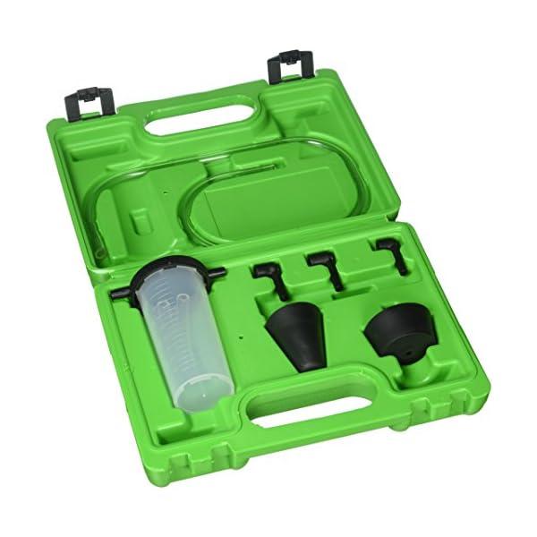 Power Steering and Brake Bleed Adapter Kit