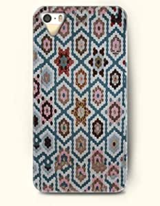 iPhone 5/5S Case, SevenArc Phone Cover Series for Apple iPhone 5 5S Case (DOESN'T FIT iPhone 5C)-- Star And Hexagon...
