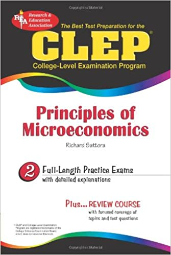 2 the best test preparation for the clep principles of 2 the best test preparation for the clep principles of microeconomics fandeluxe Image collections