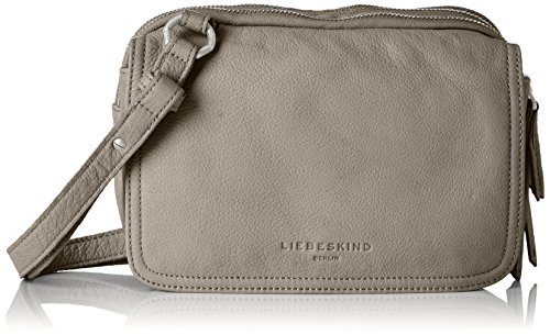 Love Child Berlin Maike7 Vintage - Bolso De Hombro Mujer Gris (gray Storm)