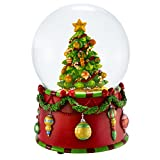 Kurt S. Adler 100mm Musical Christmas Tree Water