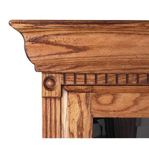 "Martin Furniture HO3684/W    , 84"", Wheat"