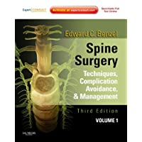 Spine Surgery 2-Vol Set: Techniques, Complication Avoidance, and Management (Expert...
