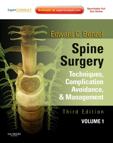 Spine Surgery 2-Vol Set: Techniques, Complication Avoidance, and Management (Expert Consult - Online) Pdf
